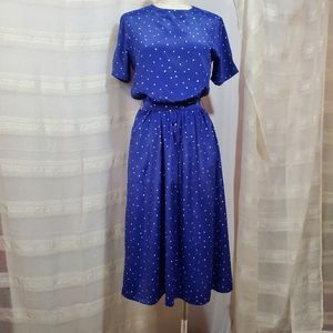 Vintage homemade career dress